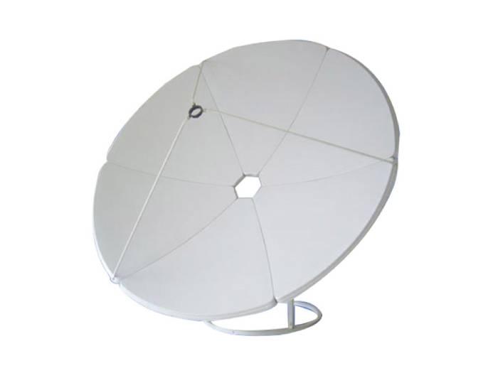 Satellite Antenna Installation Plan Design