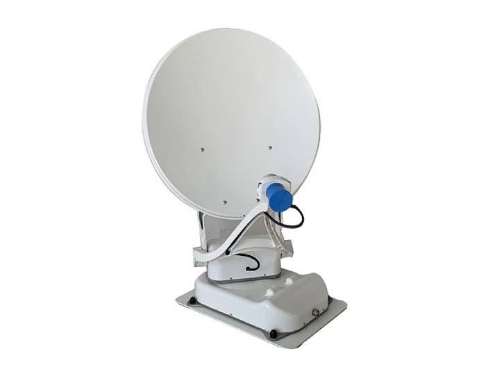 Auto Satellite Dish