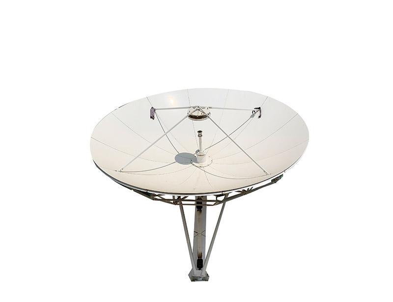 Ku band 4.5m satellite dish
