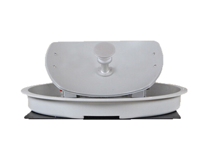 RJCZ-380-C automatic satellite TV dish for RV that can point to the TV satellite itself