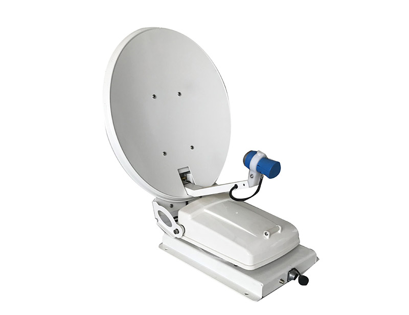 RJCZ-450-C automatic satellite TV dish for RV