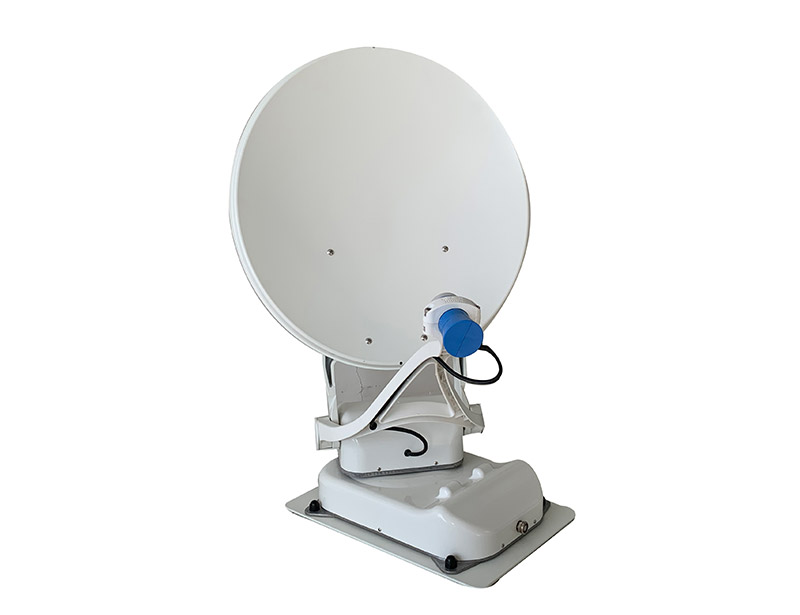 RJCZ-520-C automatic satellite TV dish for RV is the lasted auto dish for RV