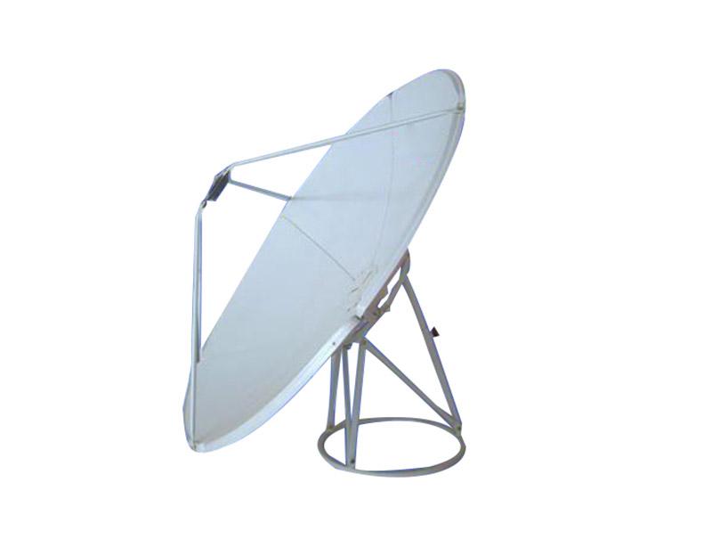 Sw-C120 satellite dish antenna is a six panel construction