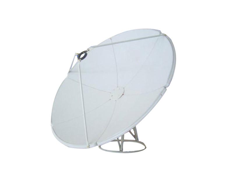 Sw-C135 satellite dish antenna is a six panel construction