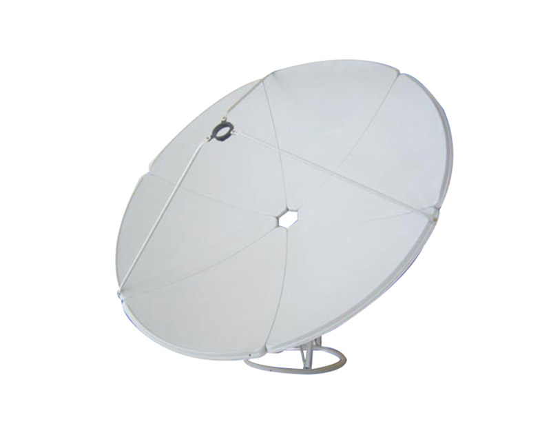 Sw-C150 satellite dish antenna is a middle size dish for C-band
