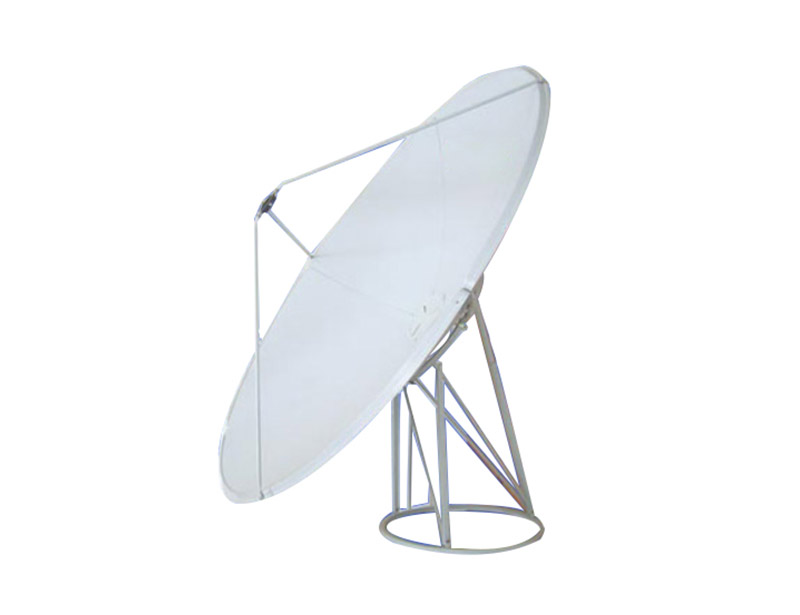 Sw-C180 satellite dish antenna is a six panel construction