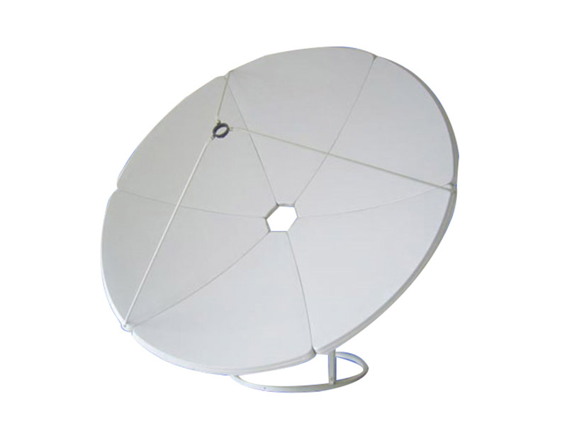 Sw-C210 satellite dish antenna is a steel made very stable dish